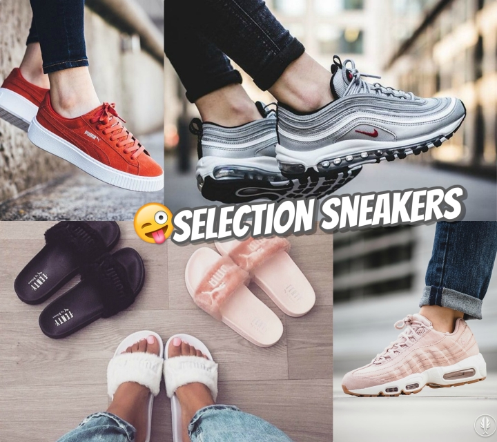Sélection ☼ 10sneakers