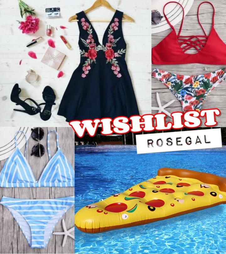 Wishlist – Rosegal