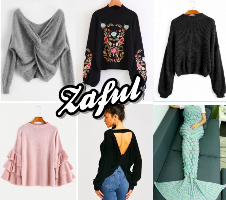 Winter with Zaful